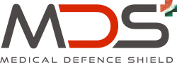 Medical Defence Shield's logo